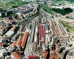 Estación Renfe Irún