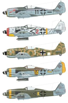 Ww2 Aircraft, Fighter Aircraft, Military Aircraft, Luftwaffe, Air Fighter, Fighter Jets, Focke Wulf 190, Ww2 Planes, Nose Art