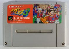 Super ‪#‎Famicom‬ :  Super Famista 3 SHVC-N6 http://www.japanstuff.biz/ CLICK THE FOLLOWING LINK TO BUY IT ( IF STILL AVAILABLE ) http://www.delcampe.net/page/item/id,0368223804,language,E.html