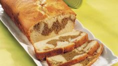 The flavor of coffee and the goodness of yogurt, all in one delicious loaf cake!
