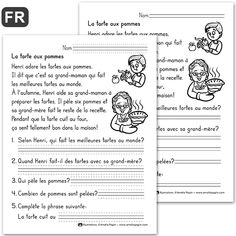 Figure out even more relevant information on Visit our web site. French Flashcards, French Worksheets, 2nd Grade Worksheets, French Language Lessons, French Language Learning, French Lessons, Read In French, Learn French, Learning French For Kids