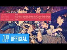 """2PM 4th Album """"미친거 아니야?(GO CRAZY!)"""" Album Spoiler"""