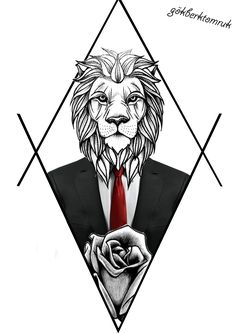 lion and rose suit design tattoo #lion #rose #suit #design #tattoo #rosetattoo #liontattoo