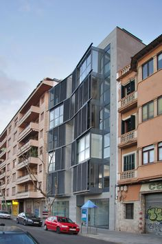 Galeria - Edifício de Vivendas em La Fontsanta / Duch Pizá Arquitectos - 01