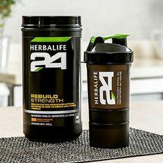 Herbalife24™ Rebuild Strength El nuevo Rebuild Strenght ayuda a la #recuperación #muscular, gracias a su mezcla de #proteínas de #suero de #leche y caseína*, rica en #vitaminas del complejo B y a su buena fuente de #hierro . *Mezcla de proteínas de suero de leche con #caseína , presente #naturalmente en la proteína #láctea #inbox #whatsapp #herbalife #tendencia #superalimentos #fitness #sporting #salud #nutricion Herbalife 24, Herbalife Distributor, Herbalife Nutrition, Intense Workout, Health Coach, Smoothies, Herbalism, Healthy Lifestyle, Whey Protein
