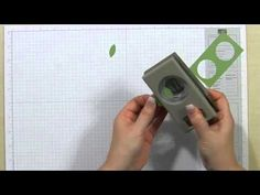 #142 - Stamping Family - Easiest Way to Make Leaves - YouTube