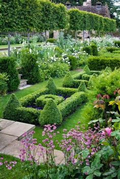 French Parterre Garden