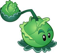 Plants vs Zombies 2 Cabbage-pult (R) by on DeviantArt Plants Vs Zombies, Zombies Vs, Zombie Birthday Parties, Zombie Party, Plantas Versus Zombies, P Vs Z, Plant Zombie, Plante Carnivore, Art Et Design