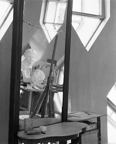 The Melnikov House    Studio.