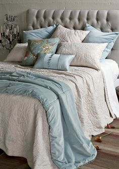 Bianca Lorenne Fine Linens - Bed Linen - Bedroom Decor - Categories