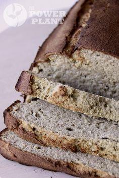Vegan gluten free bread recipe   The Power Plant
