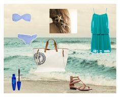 """""""Beach days"""" by kelseyisabelll ❤ liked on Polyvore"""