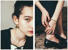cha-bu-duo:  Mona Matsuoka for Dior