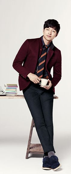 Gong Yoo Mindbridge Fall 2013 Look 4