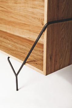 Kollektion Y Furniture von Jordi López Aguiló und Nicolas Perot - DIY Mobel Design Dekoration Wooden Furniture, Furniture Plans, Cool Furniture, Furniture Design, Furniture Removal, Furniture Buyers, Furniture Websites, Furniture Dolly, Outdoor Furniture
