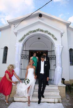 Wedding dress konstantinos Tsigaros