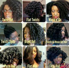 Versatility of Natural Hair Shared By Vivian Jackson - http://community.blackhairinformation.com/hairstyle-gallery/natural-hairstyles/versatility-natural-hair-shared-vivian-jackson/