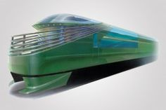 Japan to get an all green luxury sleeper train with an open air deck