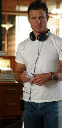 Tony Goldwyn <3 He pretty much hasn't aged much since Ghost.