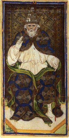 Visconti-Sforza Tarot Cards