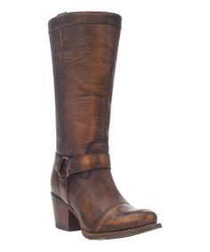 Low Buckle Boot