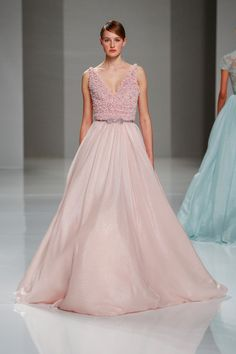 Georges Hobeika at Couture Spring 2015