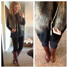 winter outfit  ♡