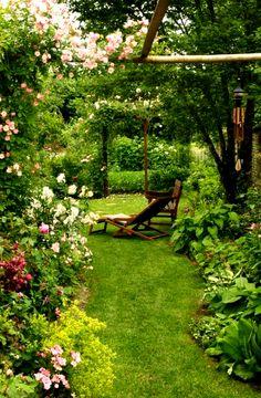 Garten, Bauerngarten, Outdoor, # / Small Garden Design Ideas To Try This Yea Small Cottage Garden Ideas, Cottage Garden Design, Farm Gardens, Outdoor Gardens, Amazing Gardens, Beautiful Gardens, Garden Entrance, Garden Types, Dream Garden