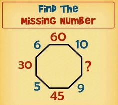 Puzzles in fundoes to make your brain sharp. Number Puzzles, Maths Puzzles, Mind Puzzles, Math Skills, Brain Teasers, Riddles, Missing Number, Improve Yourself, Numbers