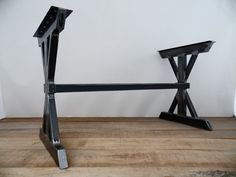 28H x 24 W Apart 42 Table Legs Industrial Table by Balasagun  available in stainless steel