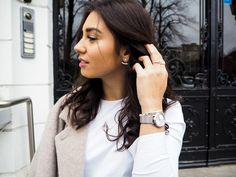 Valentine's Day with THOMAS SABO - get inspired by Milena's look.