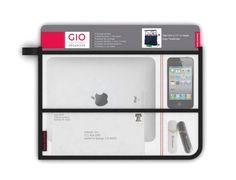 Atlantic 39004740 Large GIO Gadget Insert Organizer