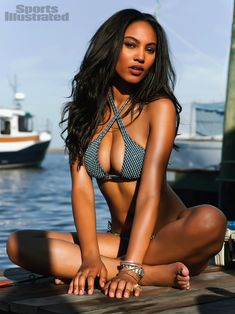 0ec26f81bf Ariel Meredith Si Swimsuit, Sports Illustrated, Ariel Meredith, Black Bikini  Bottoms, Ariel