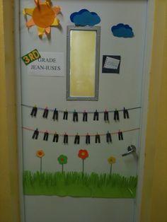 Classroom Door Classroom Wall Decor, Classroom Walls, Classroom Displays, Classroom Ideas, Science For Kids, Board Ideas, Bulletin Board, Boards, Teacher