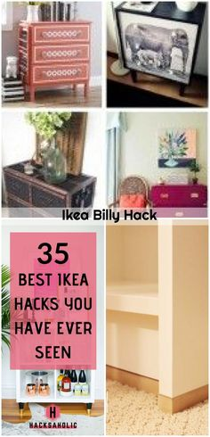 Ikea Billy Hack , Take your plain billy bookcase and jazz it up with a stencil and some metallic paint. This is a great way to add storage to your office or craft room and take it to the next level. Ikea Billy Hack, Ikea Billy Bookcase Hack, Ikea Hack, Best Ikea, Metallic Paint, Stencil, Jazz, Hacks, Storage