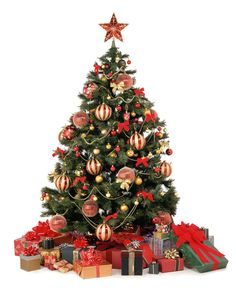 Wall Hit: Christmas Tree Wallpapers
