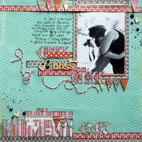 A Project by gracehope from our Scrapbooking Gallery originally submitted 09/24/12 at 12:14 PM
