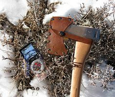 Rocky Mountain Bushcraft: REVIEW: Council Tool Velvicut Hudson Bay Axe