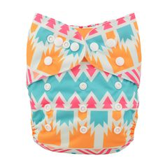 Baby Reusable & Washable Bright Winter Pocket Diaper, 43% discount @ PatPat Mom Baby Shopping App