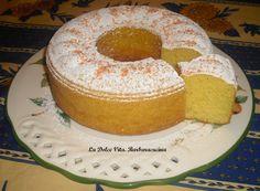 Torta 7 vasetti al #limone, sofficissima!