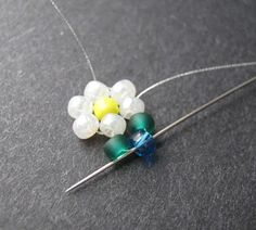How to Weave Potawatomi Daisies #Seed #Bead #Tutorials