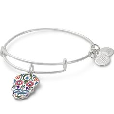 The Perfect Sugar Skull Alex and Ani Bangle for a Coco DisneyBound