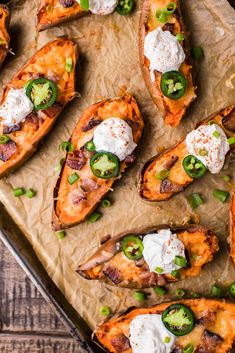 'Game of Thrones'-Inspired Menu Recipe Ideas and Inspiration at Flayed potato skins Sweet Potato Skins, Mashed Sweet Potatoes, Grape Meatball Recipes, Seven Layer Dip, Bread Shaping, Bulgur Salad, Chicken Tender Recipes, Sweet And Spicy, Polenta