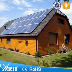 Anern Off-grid Solar 5KW PV System for Home