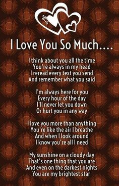 نتيجة بحث الصور عن i love you poems for him from the heart Love Mom Quotes, Love You Poems, Niece Quotes, Love Poem For Her, Daughter Love Quotes, Poems For Him, Soulmate Love Quotes, Romantic Love Quotes, Love Yourself Quotes
