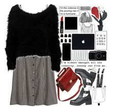 """""""Untitled #217"""" by craftycupcake01 ❤ liked on Polyvore featuring H&M, Zimmermann, BOBBY, Dolce&Gabbana, Boodles, Forever 21, Lord & Berry and Wandschappen"""