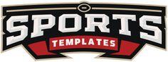 Download Sports Templates Sports Templates Logo Mockup Sports Design Inspiration
