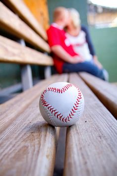 Love the heart stitched baseball (ball can be purchased from Hallmark) Engagement Couple, Engagement Pictures, Engagement Shoots, Baseball Engagement Photos, Couple Photography, Engagement Photography, Wedding Photography, Photography Ideas, Cricut Wedding