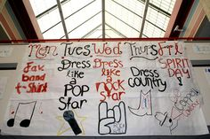 Homecoming Week Dress Up Ideas | Photo Gallery: Please Don't Stop the Music – Homecoming Week 2011