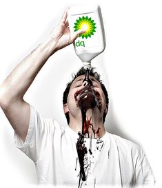 BP Oil spill... a disaster for humans, animals & ecosystem of the Gulf!